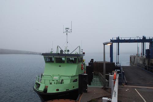 Ferry to Flotta