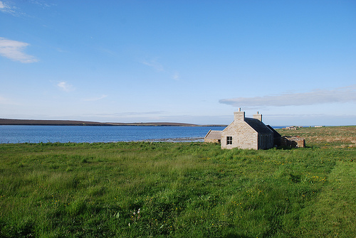 Cottage, Pan Hope